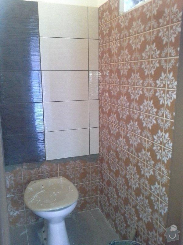 Rekonstrukce záchodu: Zachod2