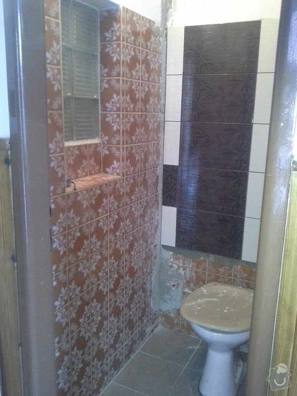 Rekonstrukce záchodu: Zachod3