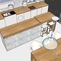 Kuchynska linka a dalsi nabytek kuchyn vizualizace1