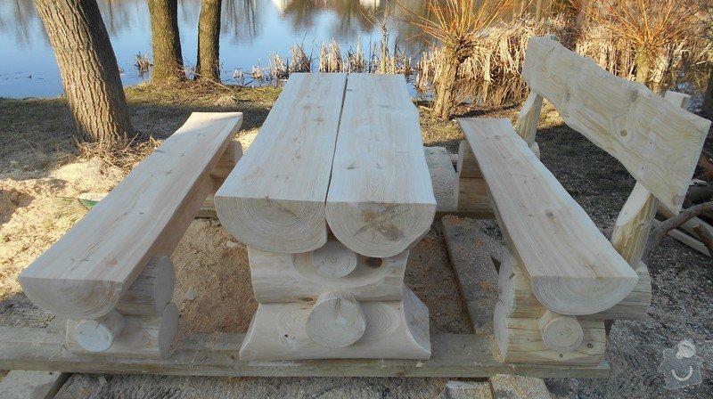 Srubový zahradní nábytek: DSCN0463