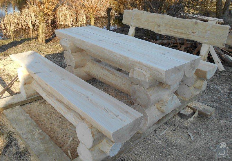 Srubový zahradní nábytek: DSCN0466