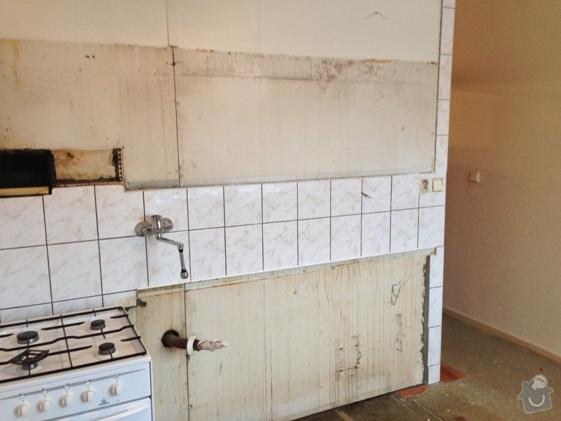 Rekonstrukce bytového jádra, kuchyně a chodby: IMG_0810