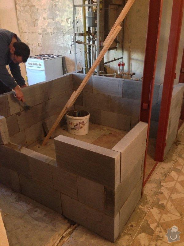 Rekonstrukce bytového jádra, kuchyně a chodby: IMG_0842