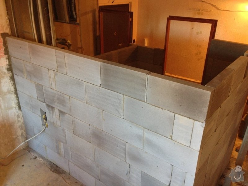 Rekonstrukce bytového jádra, kuchyně a chodby: IMG_0852