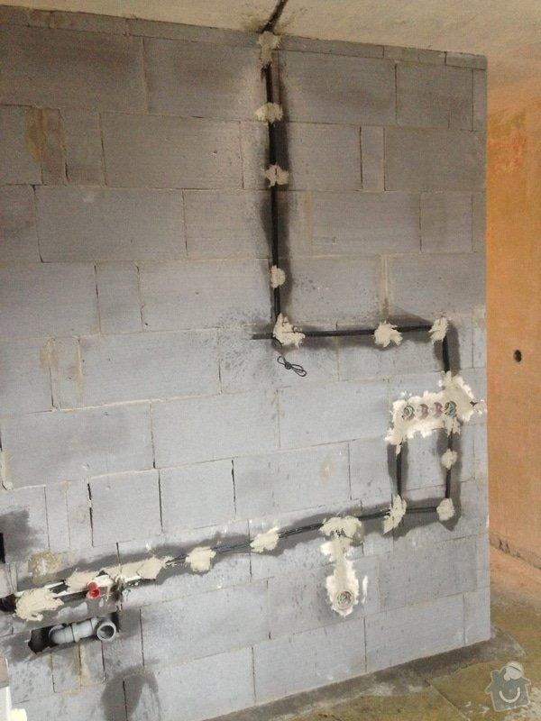 Rekonstrukce bytového jádra, kuchyně a chodby: IMG_0882