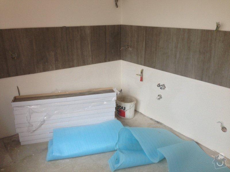 Rekonstrukce bytového jádra, kuchyně a chodby: IMG_0903