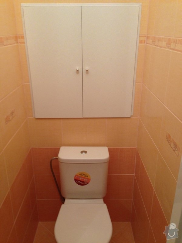 Rekonstrukce bytového jádra, kuchyně a chodby: IMG_1016