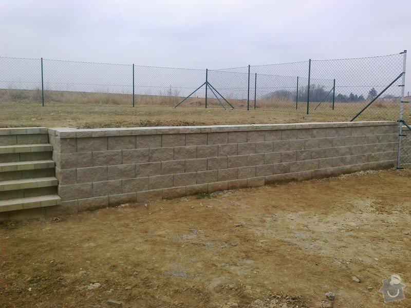 Realizace plotu RD Zeleneč: Fotografie0518
