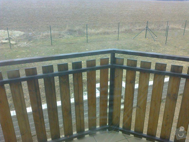 Realizace plotu RD Zeleneč: Fotografie0519