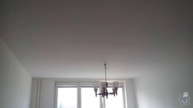 Vyrovnání panelového stropu: foto1