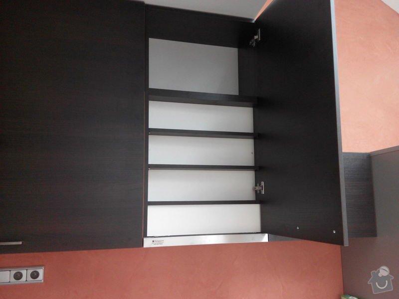 Úprava kuchyňské linky + skříně, vestavěná skříň: IMG_20140228_145523