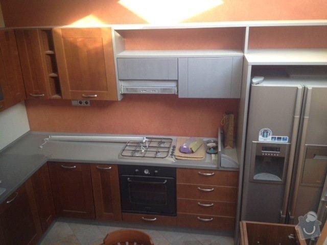 Úprava kuchyňské linky + skříně, vestavěná skříň: obrazek_5