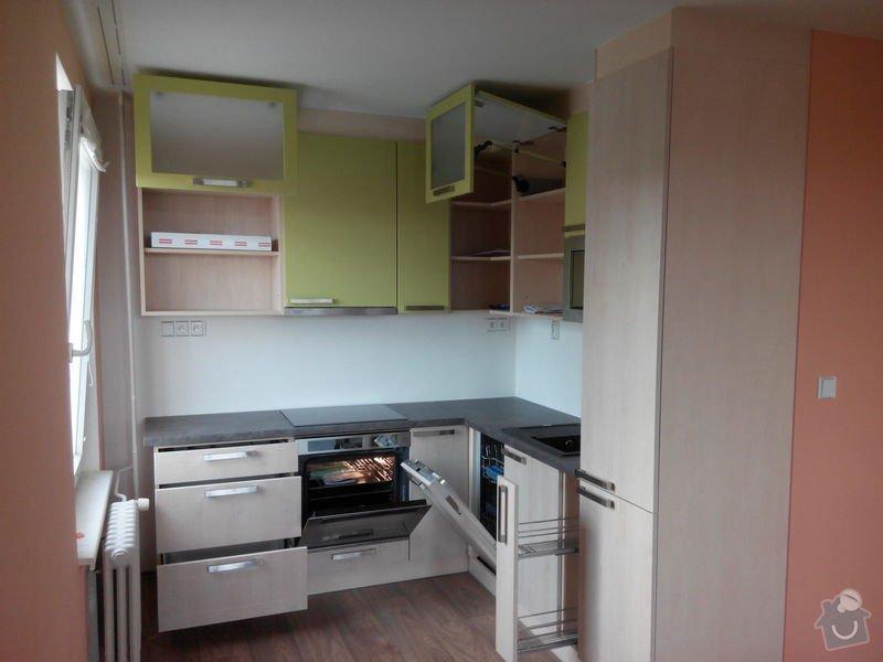 Rekonstrukce kuchyně, obýváku a chodby s ložnicí: IMG_20140217_143444
