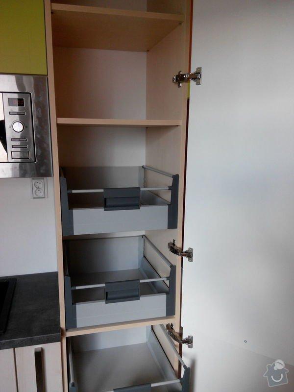 Rekonstrukce kuchyně, obýváku a chodby s ložnicí: IMG_20140217_143524