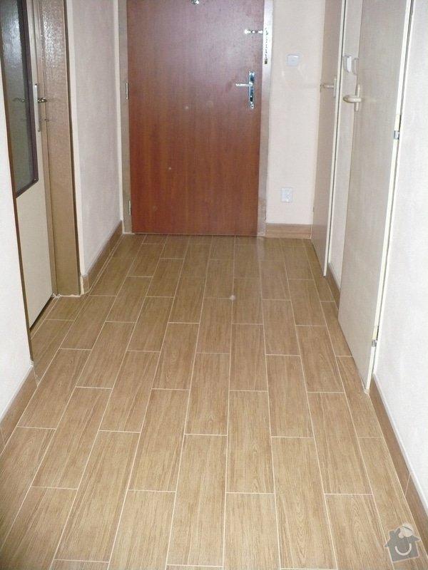 Vyzdění jádra, nová elektroinstalace v celém bytě: P1100453
