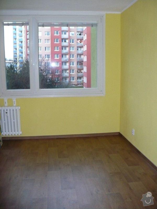Vyzdění jádra, nová elektroinstalace v celém bytě: P1100455