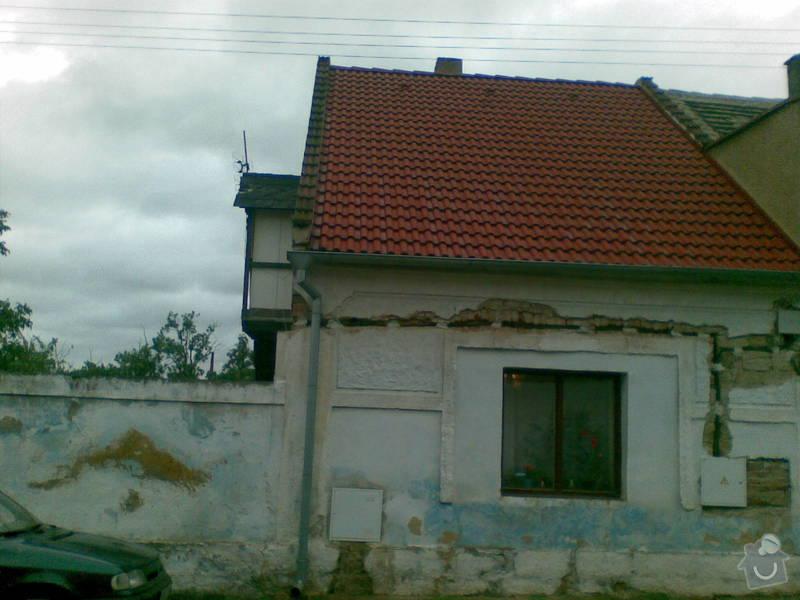 Přístavba-rekonstrukce RD: stavba_20z_20ulice