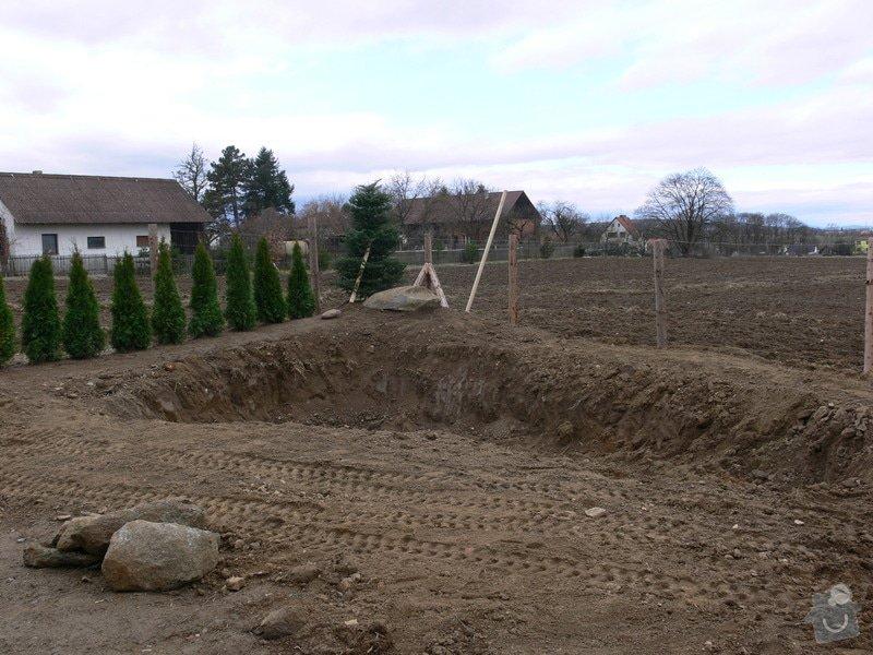 Zakladaní zahrady, vysadba vzrostlych stromu: P1490347