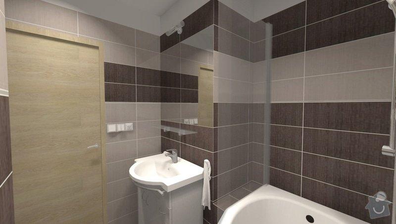 Kompletní rekonstrukce bytu v Brně-Bystrci: R003