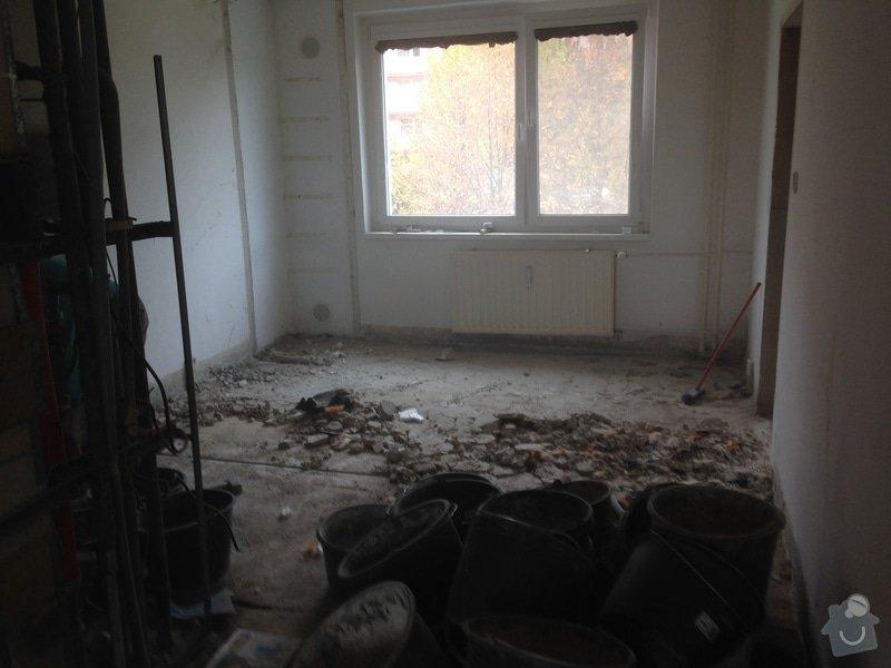 Kompletní rekonstrukce bytu v Brně-Bystrci: R011IMG_0628