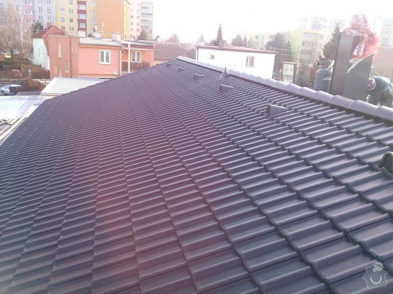 Kompletní Střecha RD: CAM00261