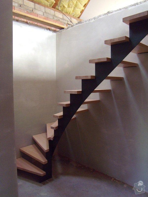 Interiérové schodiště: DSCN7022