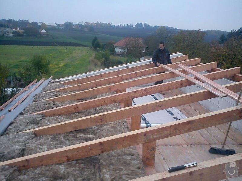 Střecha na klíč: DSC00022