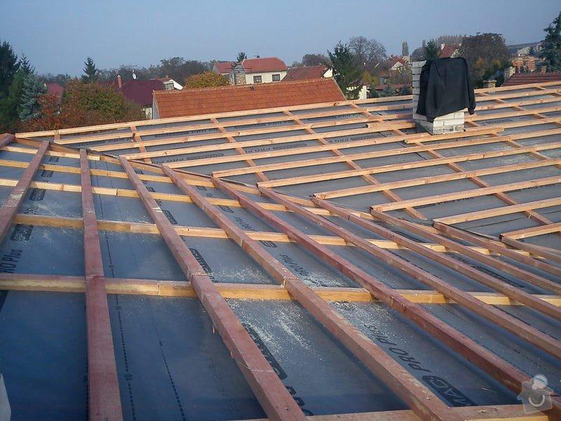 Střecha na klíč: DSC00026