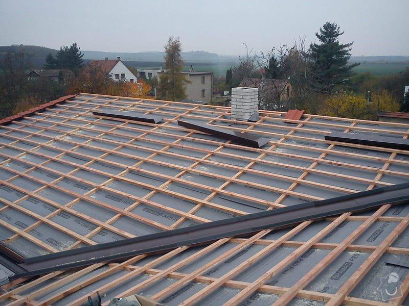 Střecha na klíč: DSC00032