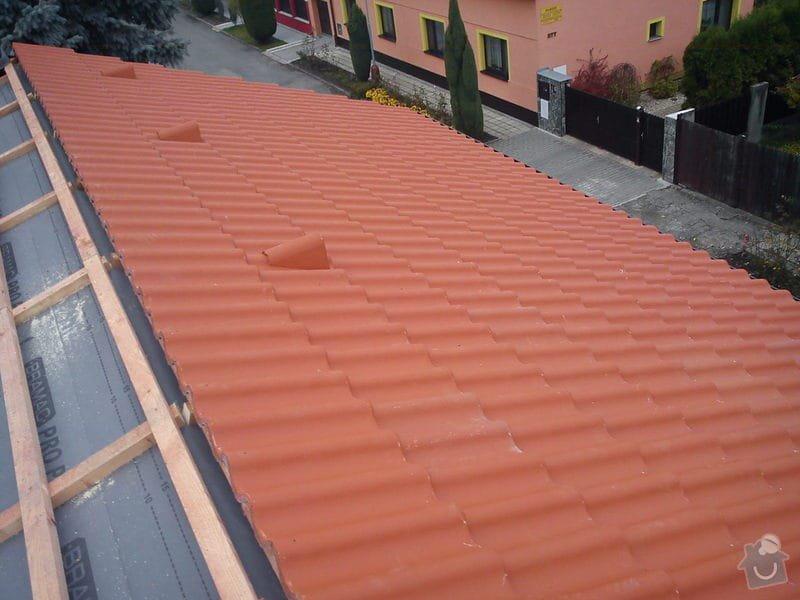 Střecha na klíč: DSC00033