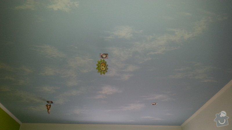 Realizace hvězdného nebe v ložnici a dětském pokoji na Slovensku -inspirace: 20140303_133013