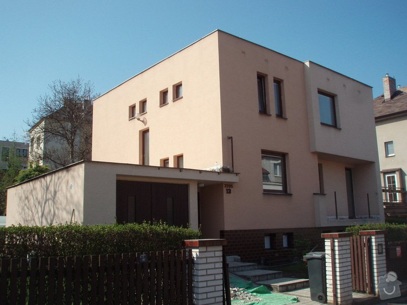 Rekonstrukce rodinného domu: P4260417