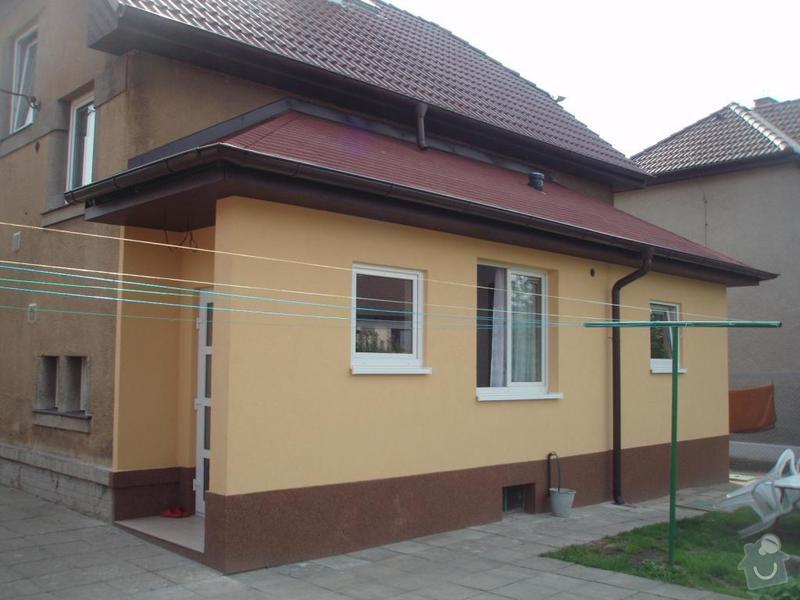 Rekonstrukce a přístavba rodinného domu: p8230660