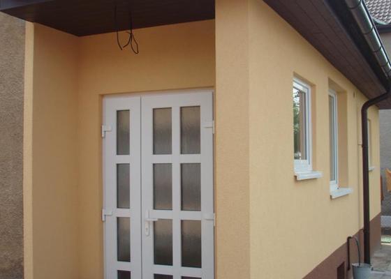 Rekonstrukce a přístavba rodinného domu