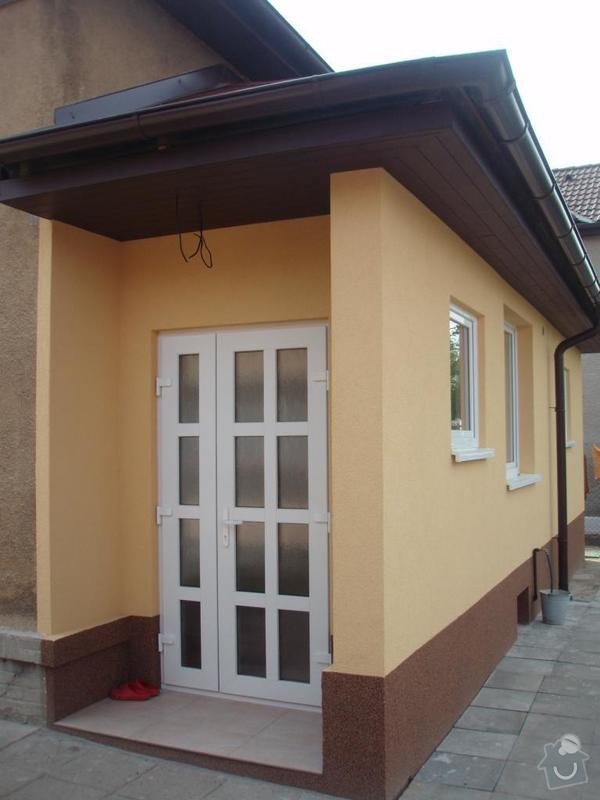 Rekonstrukce a přístavba rodinného domu: p8230661