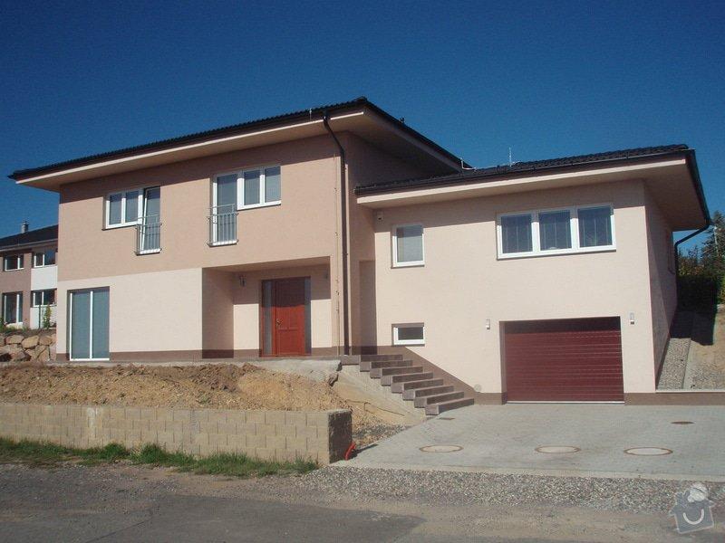 Novostavba rodinného domu: P9250029