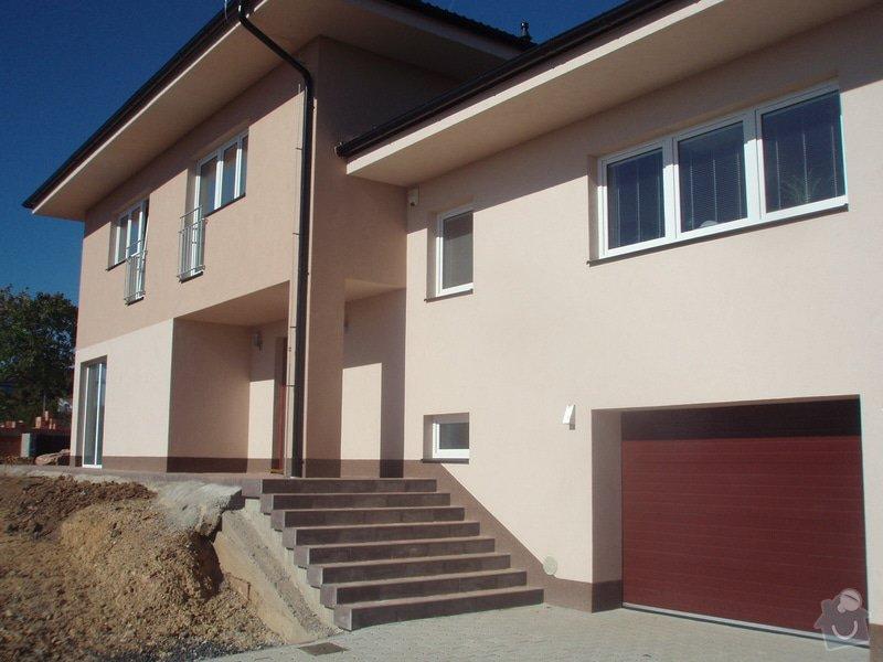 Novostavba rodinného domu: P9250032