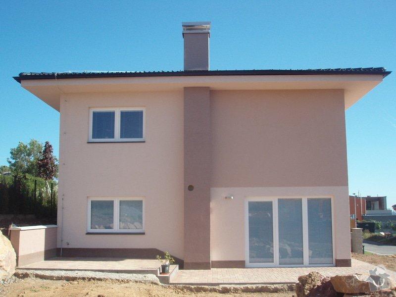 Novostavba rodinného domu: P9250034