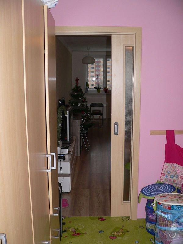 Rekonstrukce bytu, změna dispozic ze 2+1 na 3+kk: P1130693