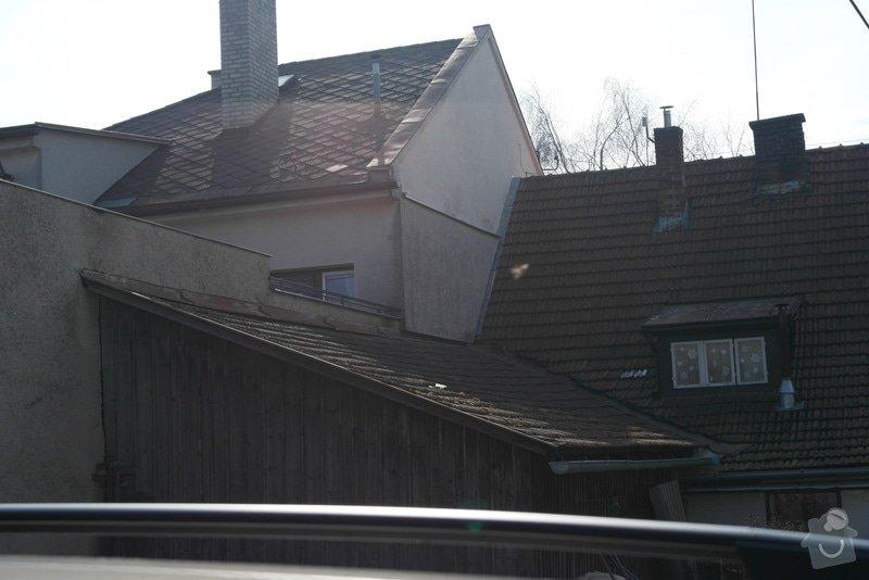 Nátěr fasády rodiiného domu: SAM_0782