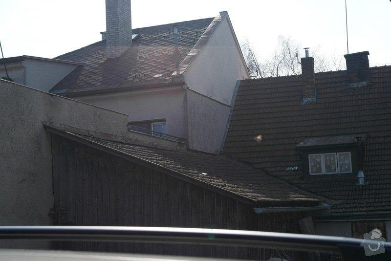 Nátěr fasády rodiiného domu: SAM_0783