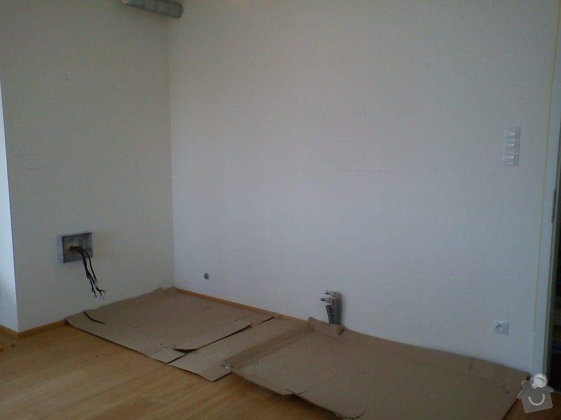 Elektroinstalace - nová kuchyňská linka: DSC01330