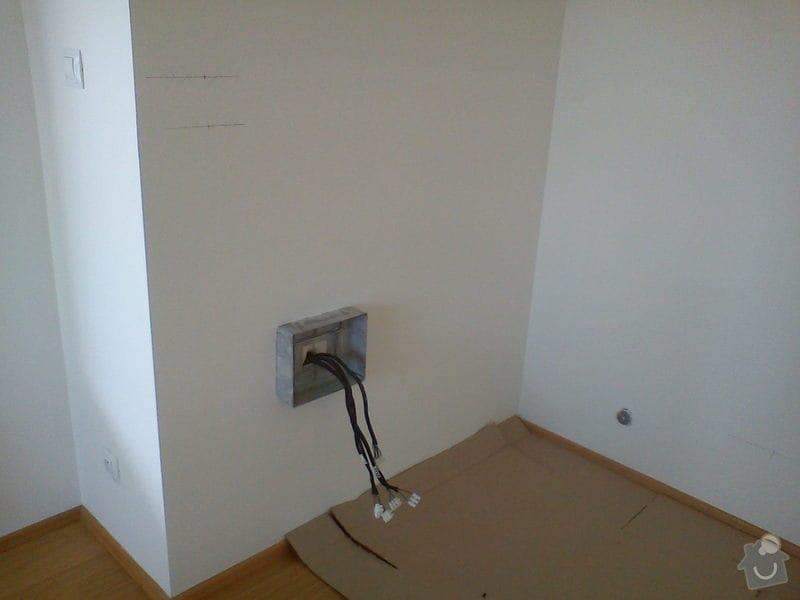 Elektroinstalace - nová kuchyňská linka: DSC01331