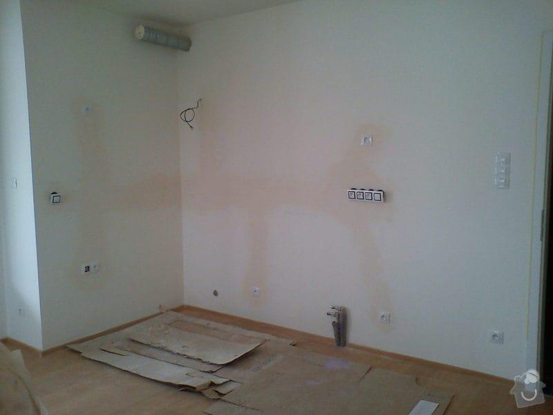 Elektroinstalace - nová kuchyňská linka: DSC01340