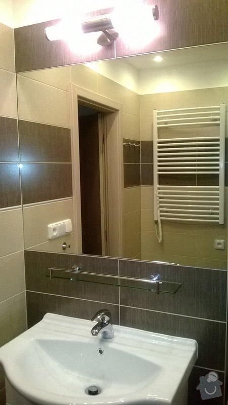 Kompletní rekonstrukce bytu v Brně-Bystrci: WP_20140305_003