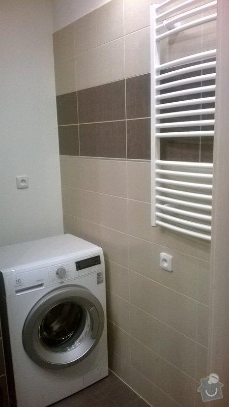 Kompletní rekonstrukce bytu v Brně-Bystrci: WP_20140305_001