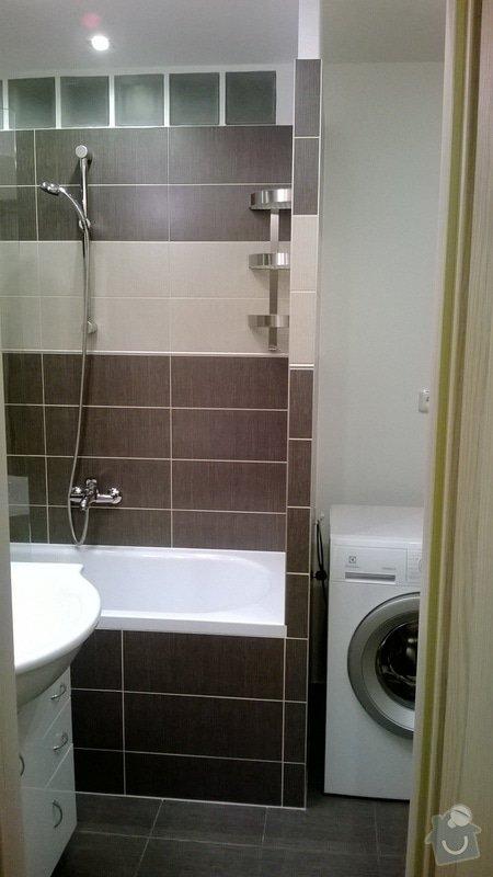 Kompletní rekonstrukce bytu v Brně-Bystrci: WP_20140305_007