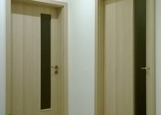 Kompletní rekonstrukce bytu v Brně-Bystrci