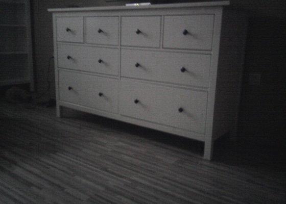 Dovoz nábytku a sestavení