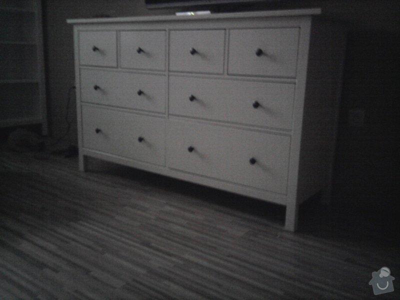 Dovoz nábytku a sestavení: Fotografie0955